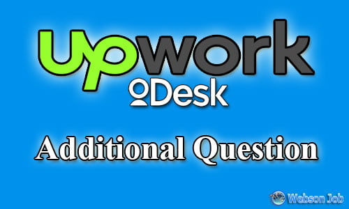 Odesk Upwork Cover Letter Samples Examples And Format