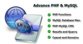 Advance PHP & MySQL
