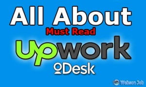 All Bout oDesk Upwork
