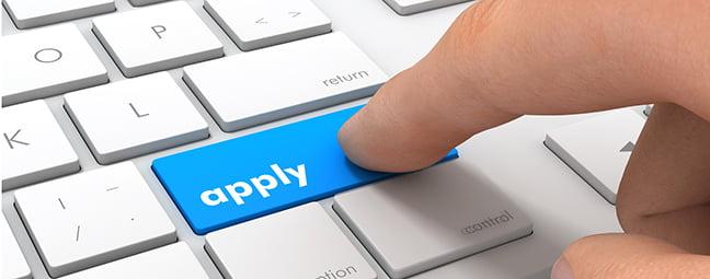 apply for an upwork job