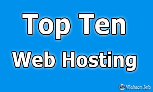 Top Ten Web Hosting