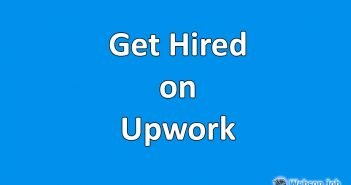 how to get hired on upwork