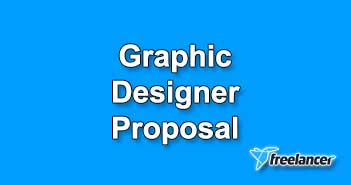 Graphic Designer Proposal Sample