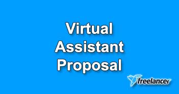 Virtual Assistant Proposal